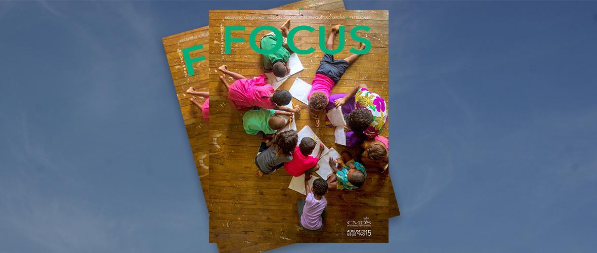 EMAS in CMDS FOCUS Magazine