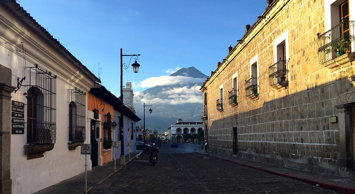 Guatemala Photo by Sandy Rumford