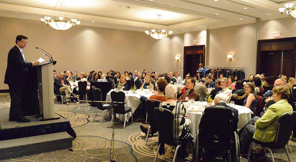 EMAS CANADA 70th Anniversary Dinner Celebration