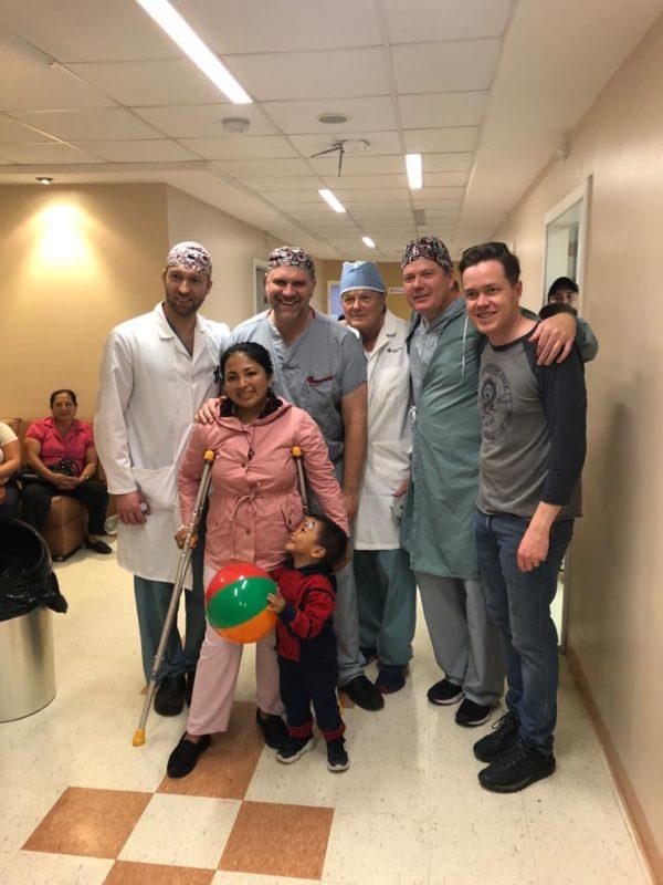 Post Surgery Celebrations