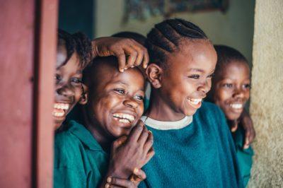 Children of Ghana